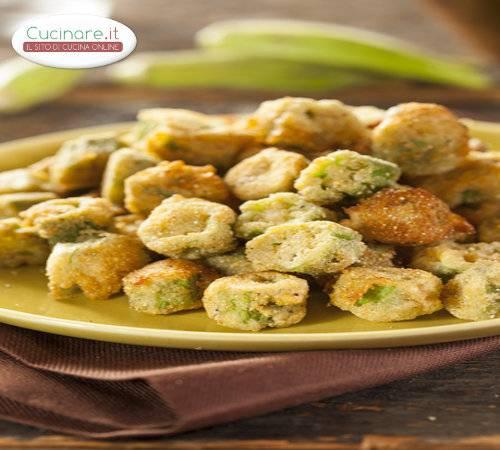 Okra in pastella for Gombo ricette