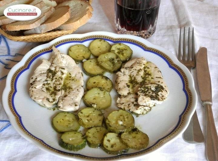 Petti Di Pollo Light Con Zucchine Cucinare It