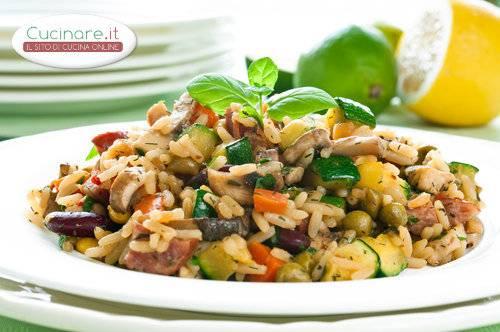 Risotto di primavera for Cucinare risotto