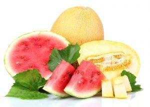Allergie al polline cibi da evitare Melone e Anguria