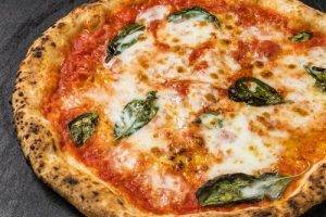 Pizza e personalità Margherita