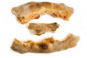 Pizza e personalità lasciare le croste