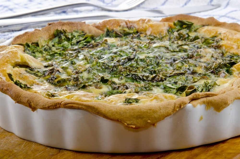 Ricetta torta alle ortiche for Cucinare ortica