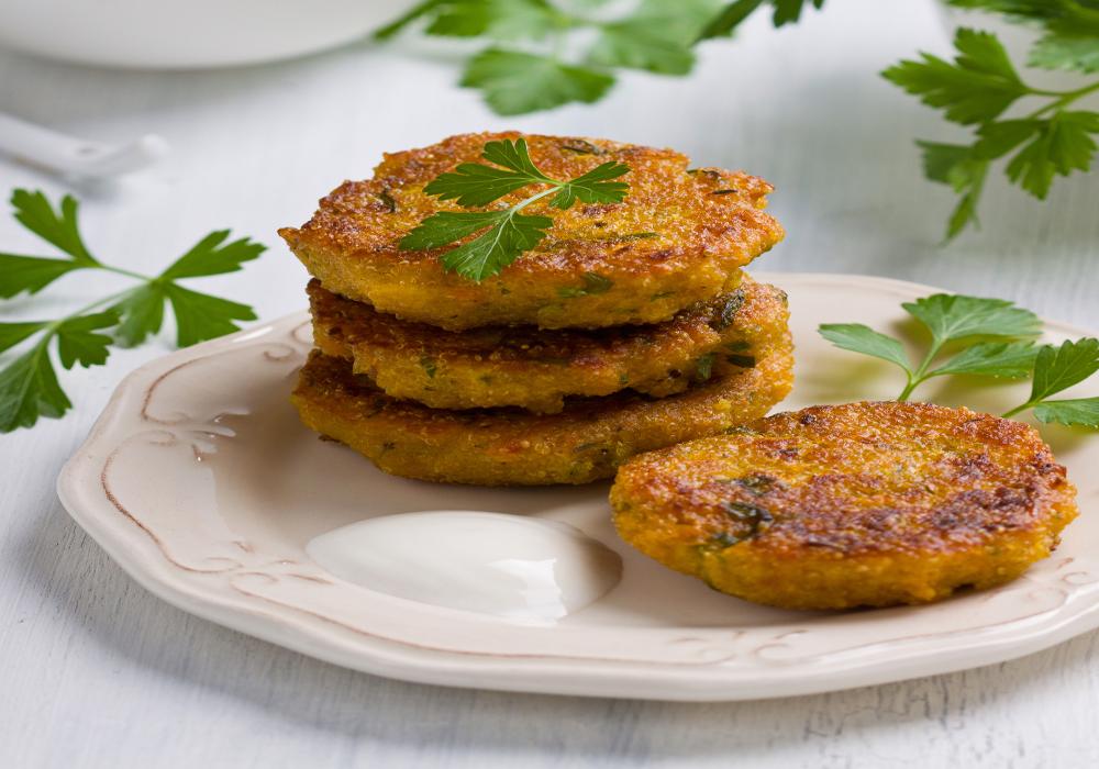 Crocchette di amaranto cucinare