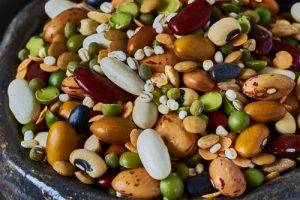 Dieta sana Legumi