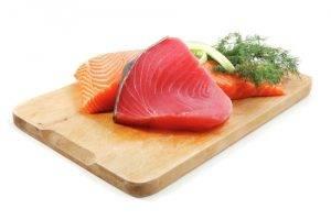 Dieta sana Salmone e Tonno