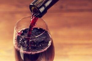 Dieta sana Vino