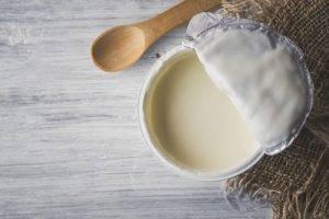 Dieta sana <h4>Yogurt</h4>