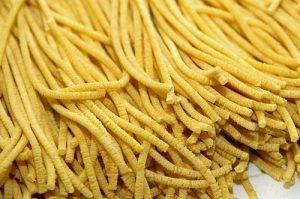 I piatti italiani più amati dagli americani i Bigoli