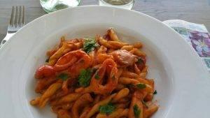 Ricetta Pasta con Calamari