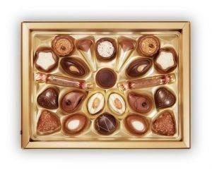 Cibi che contengono alcol Cioccolatini