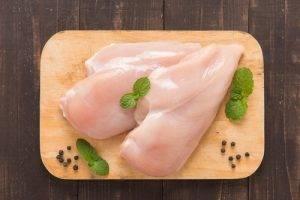 Cibi del buonumore Carne di Pollo