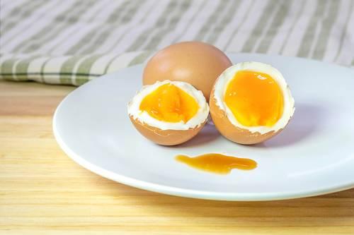 Le uova sode possono tornare liquide for Cucinare uova sode