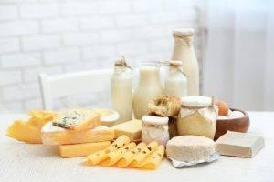 Cibi da non mettere nel freezer latticini e derivati