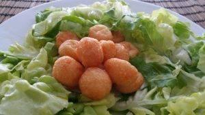 insalata-con-polpettine-di-parmigiano