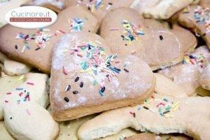 Biscotti della befana: befanini