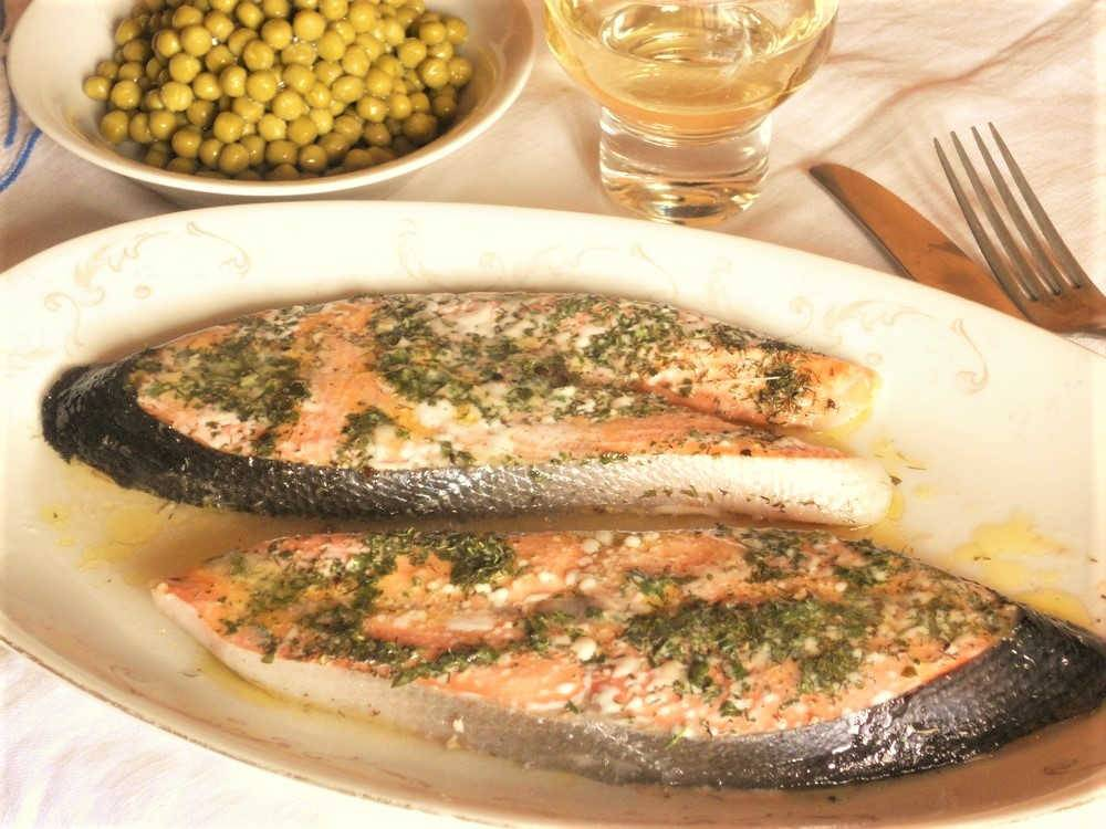 Salmone Al Forno Cucinare It