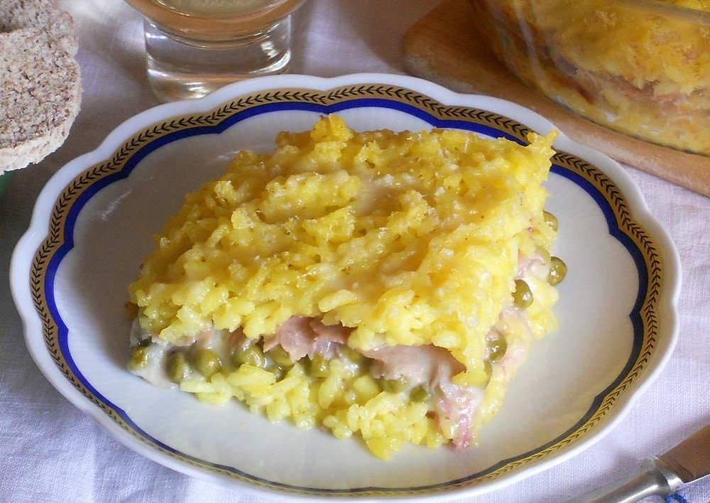 Timballo di Riso | cucinare.it