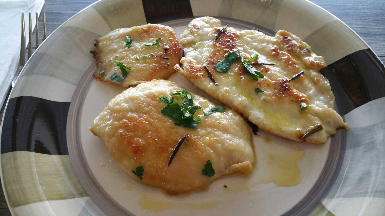 Ricetta Petto Di Pollo In Padella Cucinare It