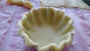 Cestini Di Pasta Frolla Alla Nutella E Nocciole Cucinare It