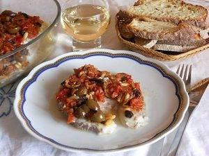 Pesce spada al forno un secondo di pesce molto gustoso for Cucinare wurstel al forno