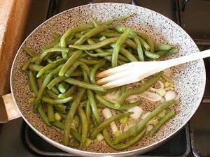 Sformato di fagiolini - Cucinare i fagiolini ...