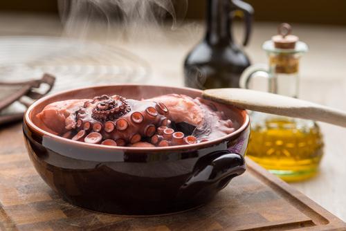 Cottura polpo fresco o congelato il tempo giusto cucinare