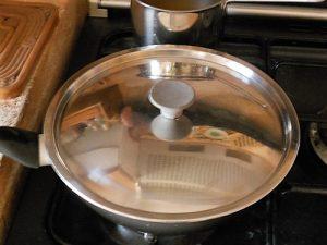risotto alle carote preparazione 5
