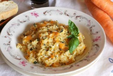 Risotto con fagioli for Cucinare risotto