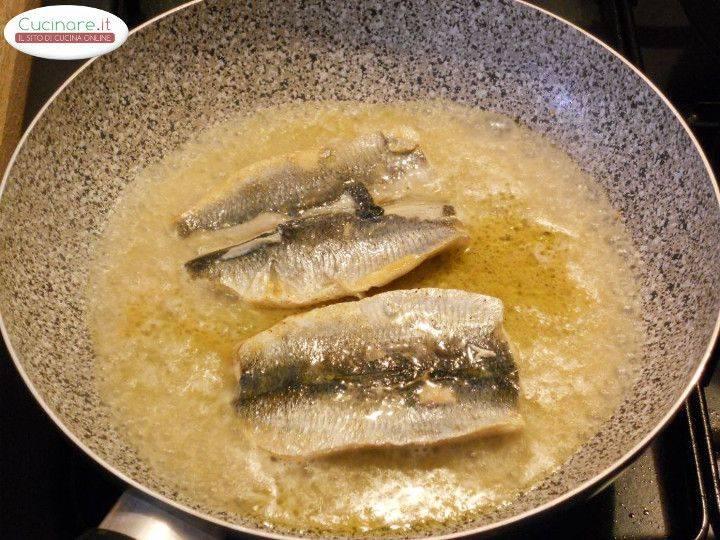 Filetti di aringa saltati in padella for Cucinare zenzero