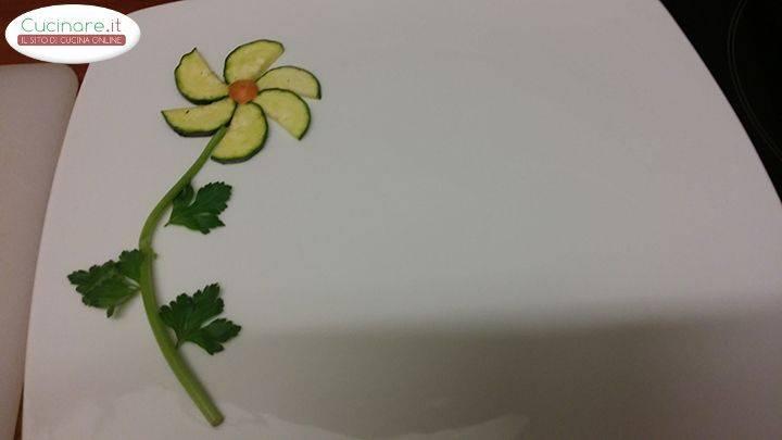 Fiore Con Zucchina Cucinare It
