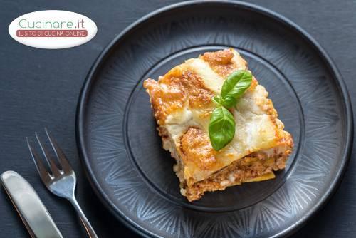 Lasagne al Ragù di Agnello