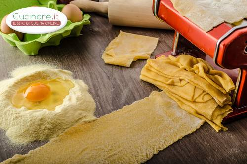 Pasta fatta in casa - Macchine per pasta fatta in casa ...