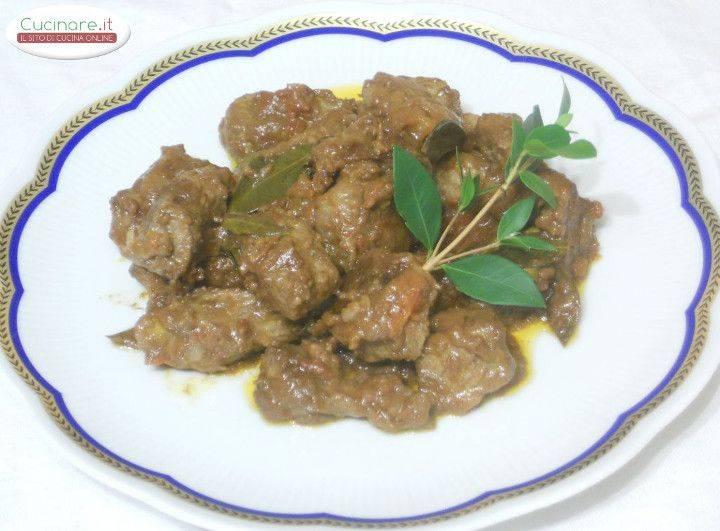 Spezzatino Di Manzo Al Saragiolo E Mirto Cucinare It