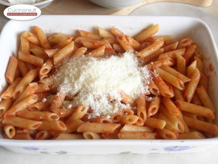 Pasticcio di penne al forno for Cucinare wurstel al forno