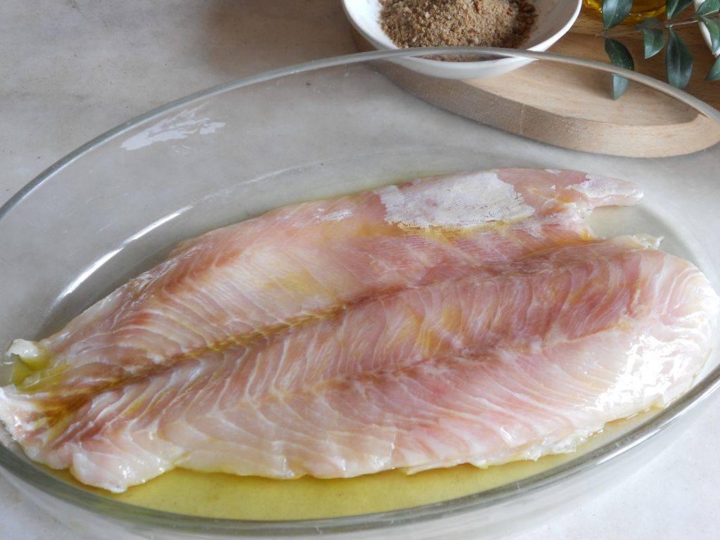 Pesce Persico Al Forno Cucinareit