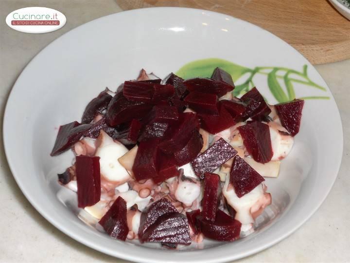 Polpo con barbabietole rosse for Cucinare barbabietole