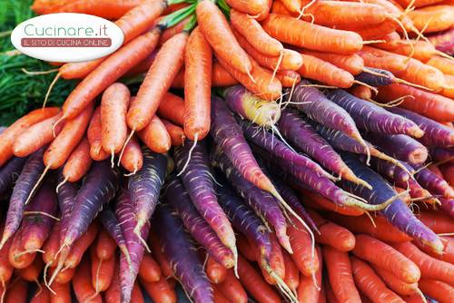 Pulire e tagliare le carote for Cucinare carote