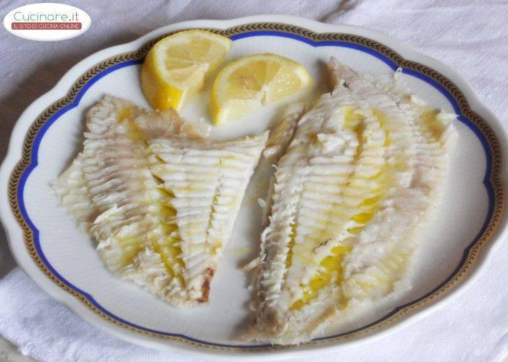 Rombo Al Sale Con Erbe Aromatiche Cucinare It